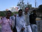Trabalho social na Praça da Sé