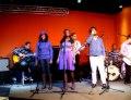 H.A.B. cantando Gospel